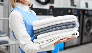 Reinigung der Arbeitskleidungen