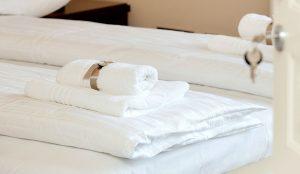 Spălare lenjerie hoteluri și pensiuni