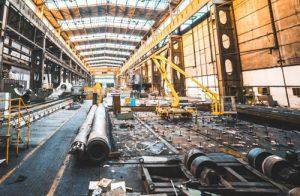 Kleiderreinigung für die Schwermetallindustrie